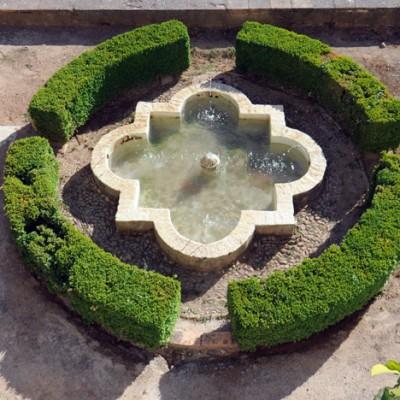 Les eaux de l'Alhambra